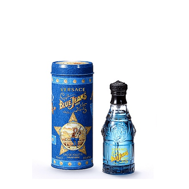 Perfume Blue Jeans Hombre Edt 75 ml