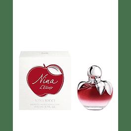 Perfume Nina Elixir Dama Edp 80 ml
