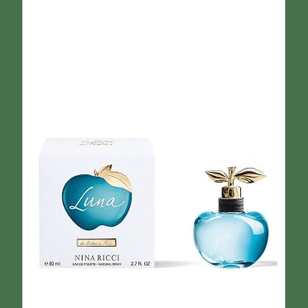 Perfume Nina Luna Mujer Edt 80 ml