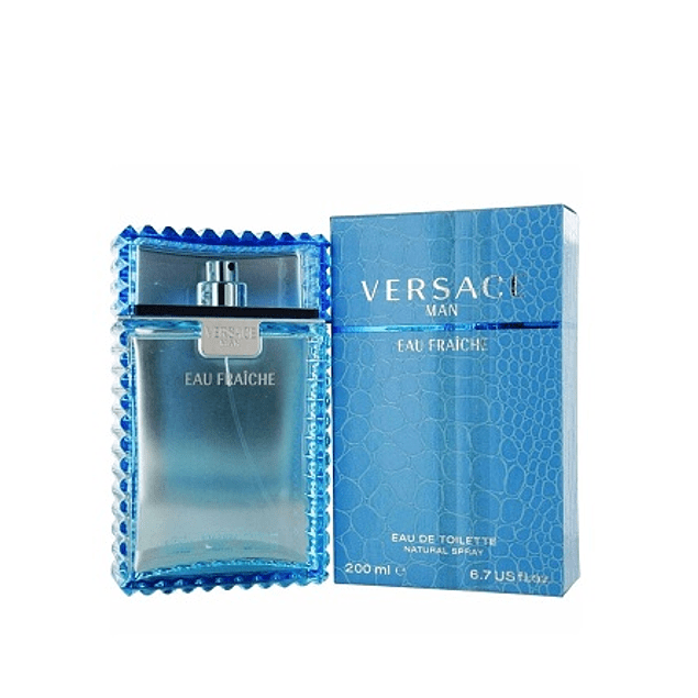 Perfume Versace Eau Fraiche Hombre Edt 200 ml