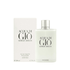 Perfume Acqua Di Gio Varon Edt 200 ml
