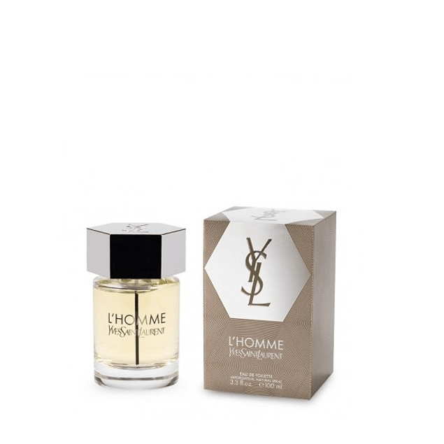 Perfume Ysl L´ Homme Hombre Edt 100 ml