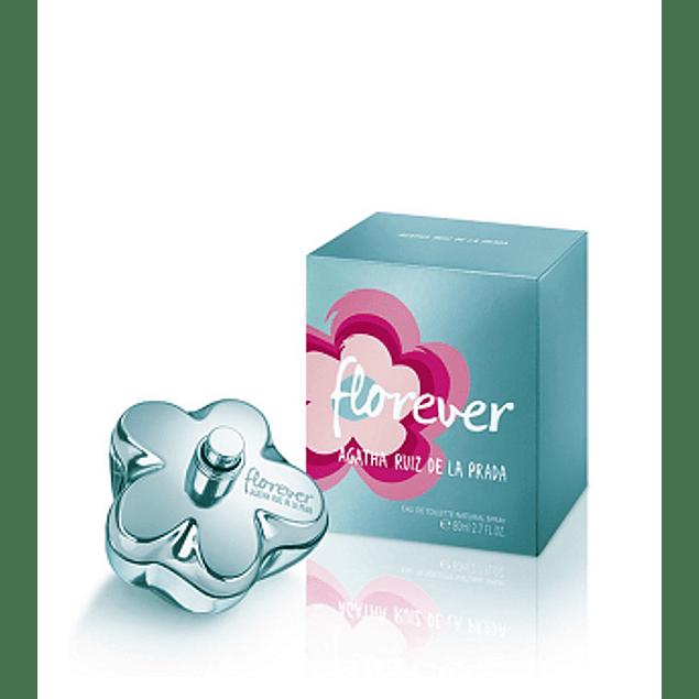 Perfume Florever Mujer Edt 80 ml