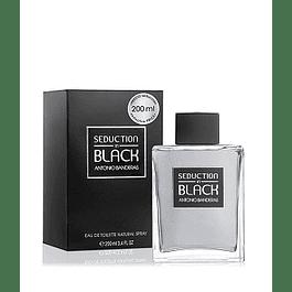 Perfume Black Seduction Varon Edt 200 ml
