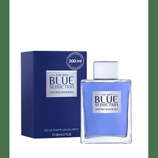 Perfume Blue Seduction Hombre Edt 200 ml