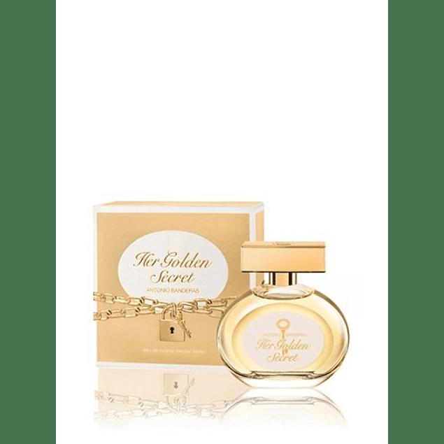 Perfume Golden Secret Mujer Edt 80 ml