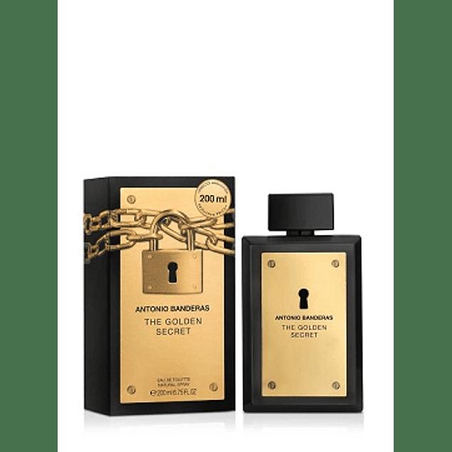PERFUME GOLDEN SECRET VARON EDT 200 ML
