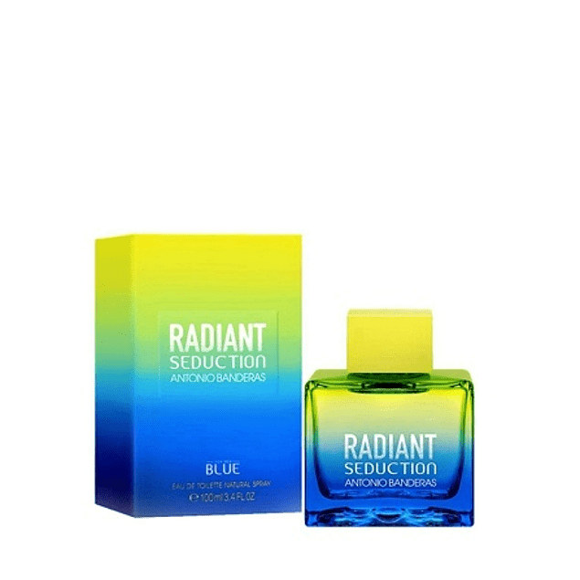 Perfume Radiant Seduction Hombre Edt 100 ml