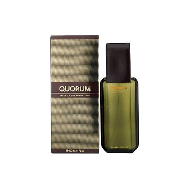 PERFUME QUORUM VARON EDT 100 ML