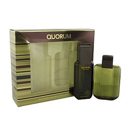 PERFUME QUORUM VARON EDT 100 ML ESTUCHE