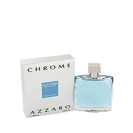 Perfume Chrome Azzaro Varon Edt 100 ml