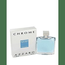 Perfume Chrome Azzaro Hombre Edt 100 ml