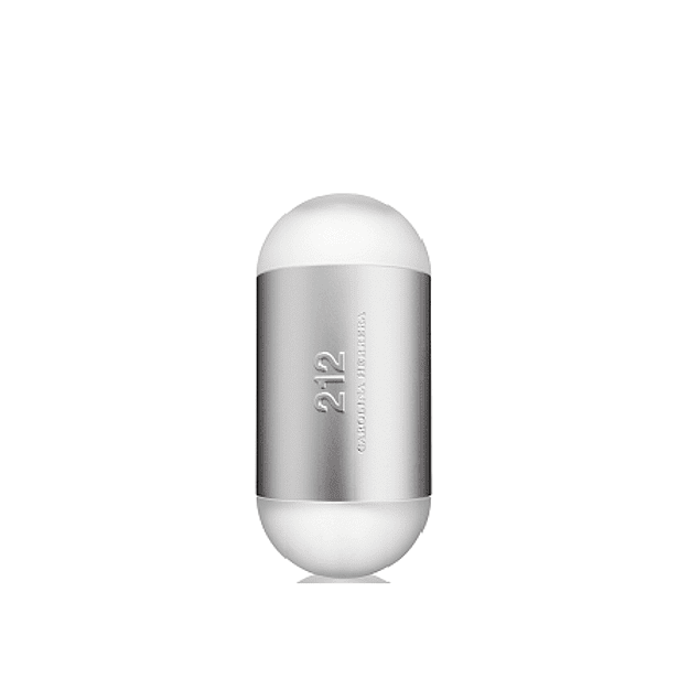 Perfume 212 Mujer Edt 100 ml Tester