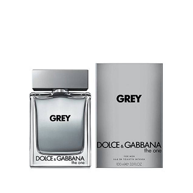 Perfume The One Intense Grey Hombre Edt 100 ml