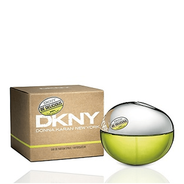 PERFUME BE DELICIOUS (VERDE) MUJER EDP 100 ML