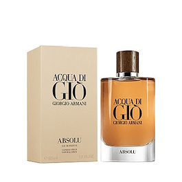 Perfume Acqua Di Gio Absolu Varon Edp 125 ml