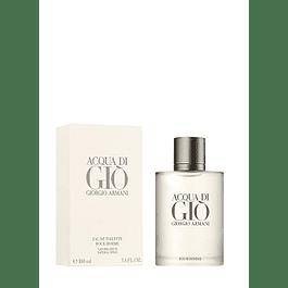 Perfume Acqua Di Gio Hombre Edt 100 ml