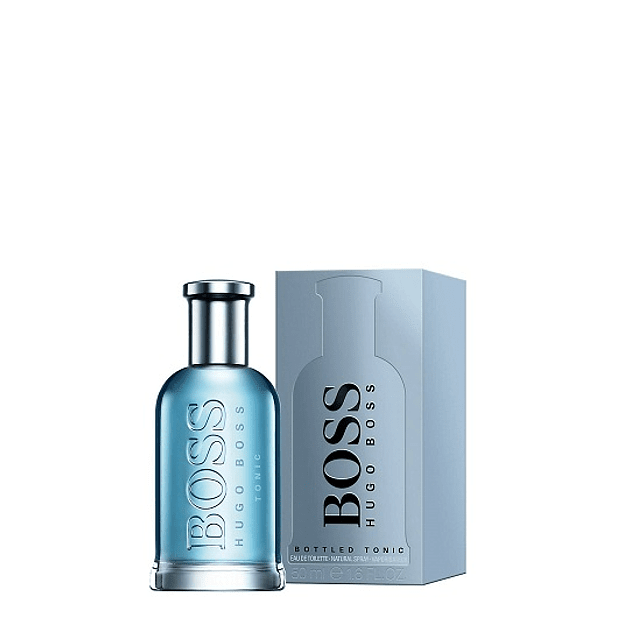 Perfume Boss Bottle Tonic Varon Edt 50 ml