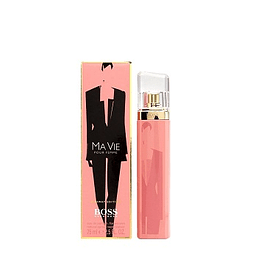 Perfume Boss Mavie Runway Edition Mujer Edp 75 ml