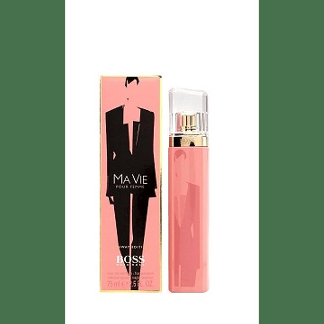 Perfume Boss Mavie Runway Edition Mujer Edp 75 ml