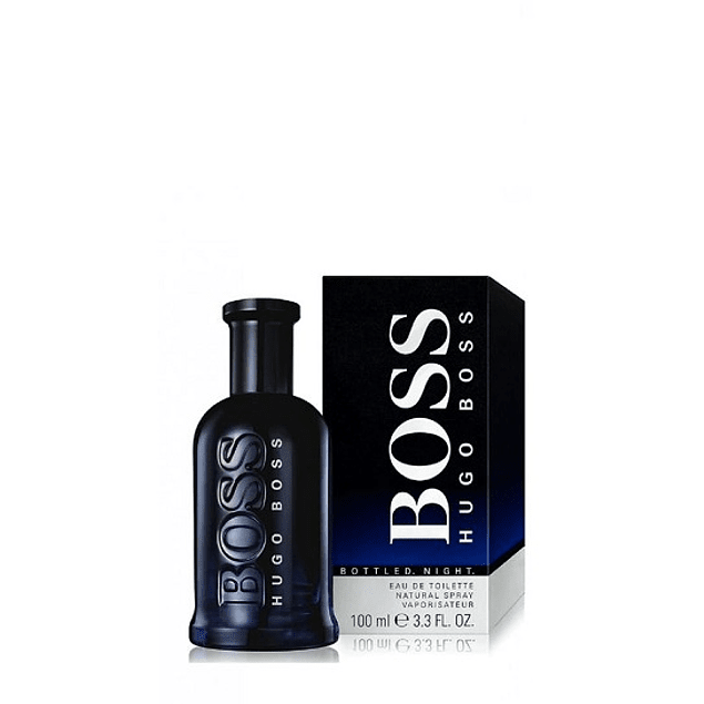 Perfume Boss Night Varon Edt 100 ml