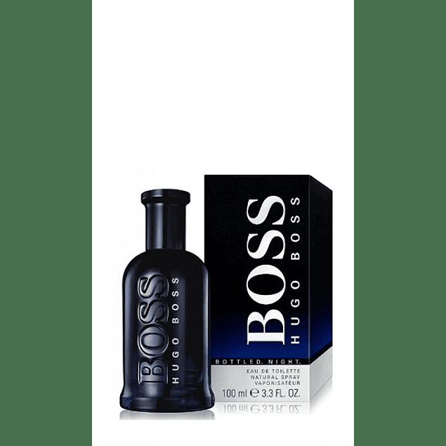 Perfume Boss Night Hombre Edt 100 ml