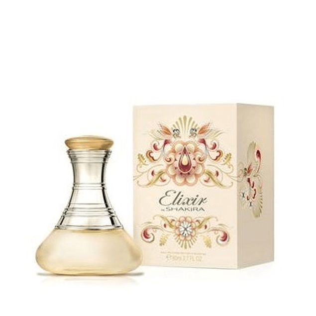 Perfume Shakira Elixir Mujer Edt 80 ml
