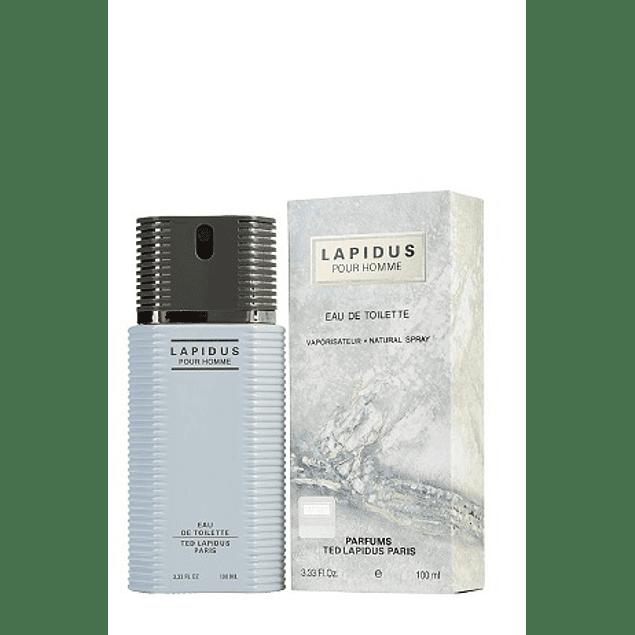 Perfume Lapidus Hombre Edt 100 ml