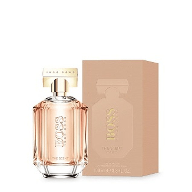 Perfume Boss The Scent Mujer Edp 100 ml