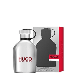 Perfume Hugo Ice Varon Edt 125 ml