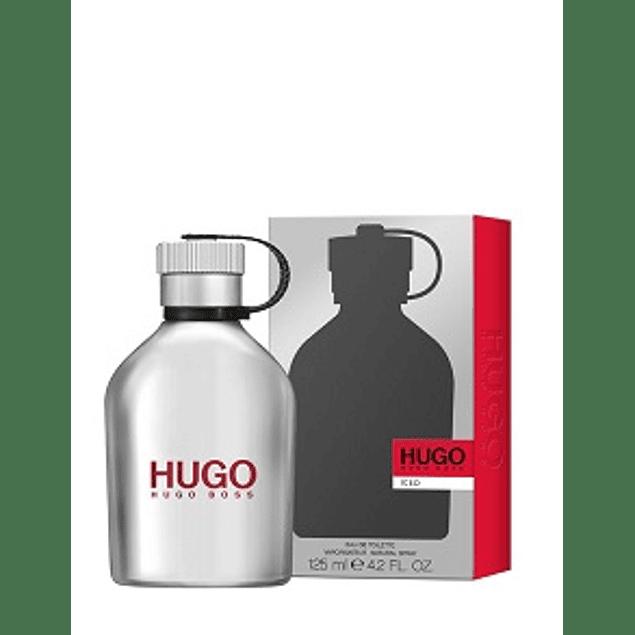 Perfume Hugo Iced Hombre Edt 125 ml