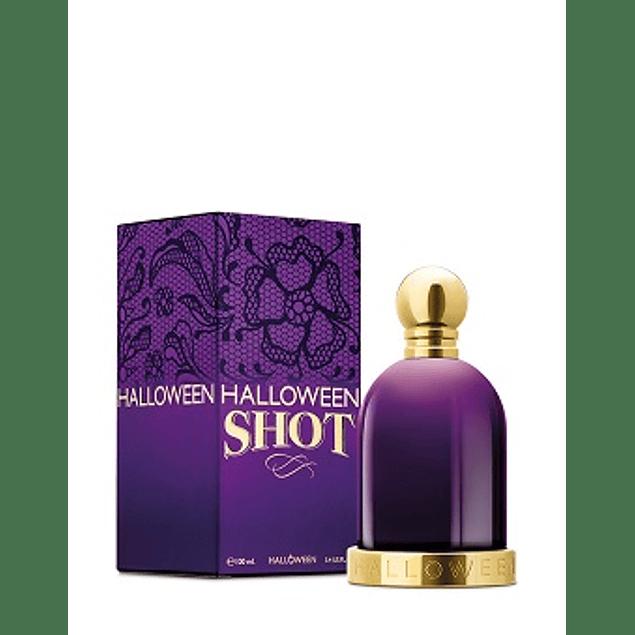 Perfume Halloween Shot Mujer Edt 100 ml