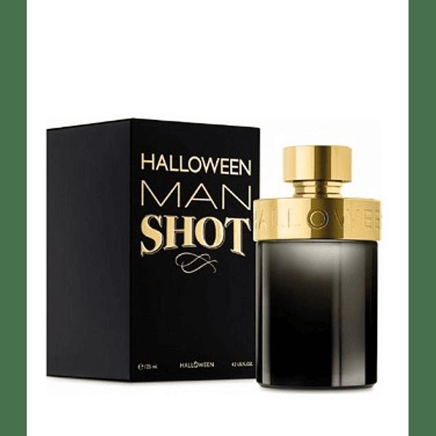 Perfume Halloween Shot Varon Edt 125 ml