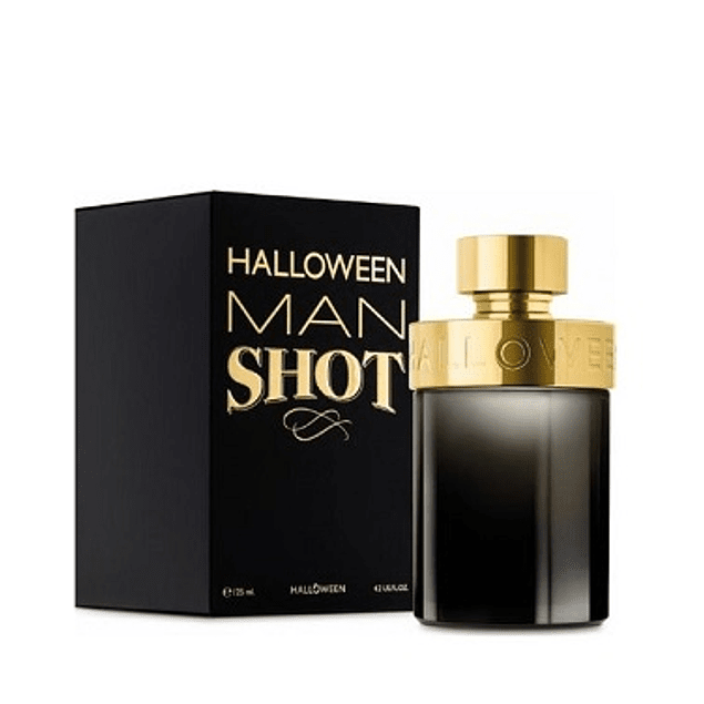 PERFUME HALLOWEEN SHOT HOMBRE EDT 125 ML