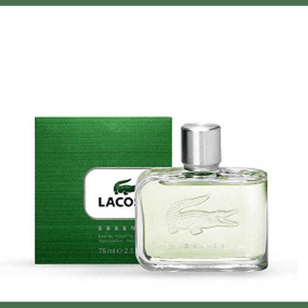 Perfume Lacoste Essential Hombre Edt 75 ml