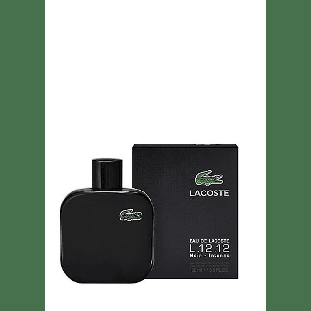 PERFUME LACOSTE LE NOIR INTENSE HOMBRE EDT 100 ML