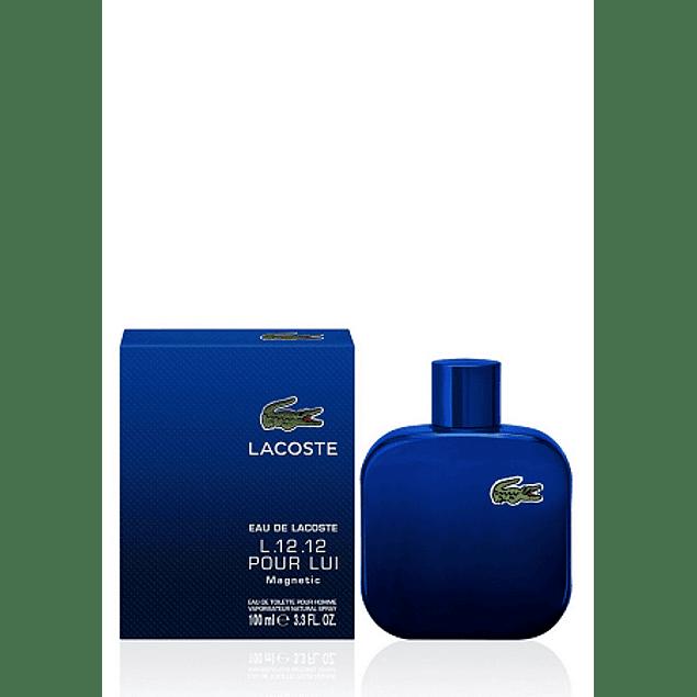 Perfume Lacoste Pour Lui Magnetic Hombre Edt 100 ml