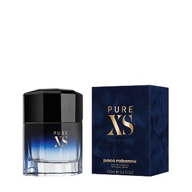 Perfume Xs Pure Varon Edt 100 ml