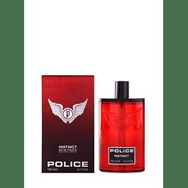 Perfume Police Instinct Hombre Edt 100 ml