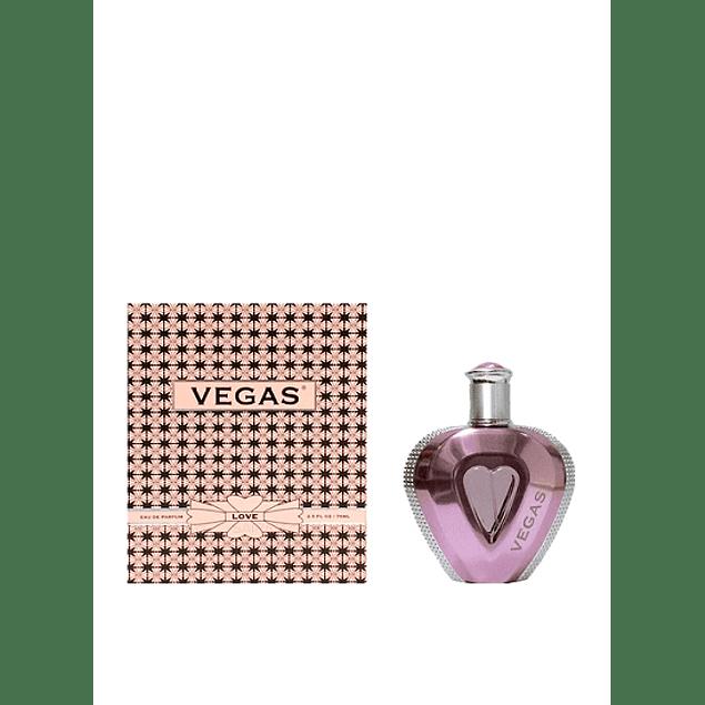 Perfume Vegas Love Mujer Edp 75 ml