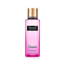 Colonia Romantic Victoria Secret Mujer Body Mist 250 ml