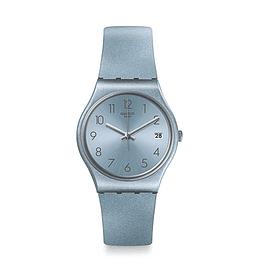 Reloj Swatch Gl401 Mujer Azulbaya