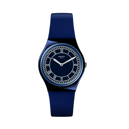Reloj Swatch Gn254 Mujer Blue Ben