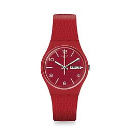 Reloj Swatch Gr710 Mujer Lazered