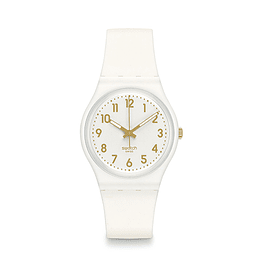 Reloj Swatch Gw164 White Bishop