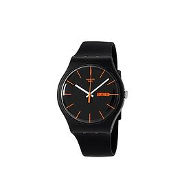 Reloj Swatch Suob704 Mujer Dark Rebel
