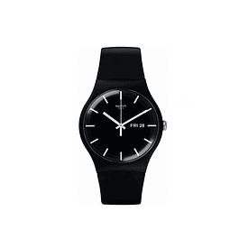 Reloj Swatch Suob720 Mujer Mono Black