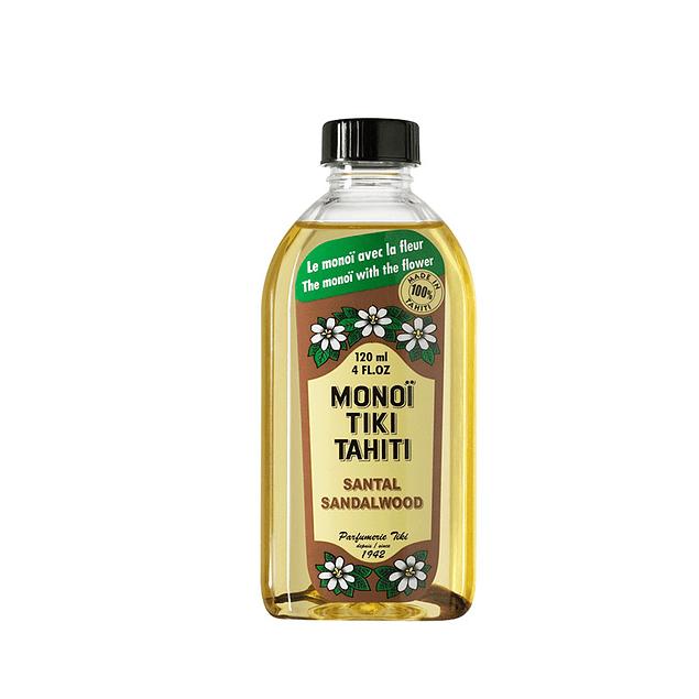 Hidratante Monoi Santal Sandalwood Lotion 120 ml