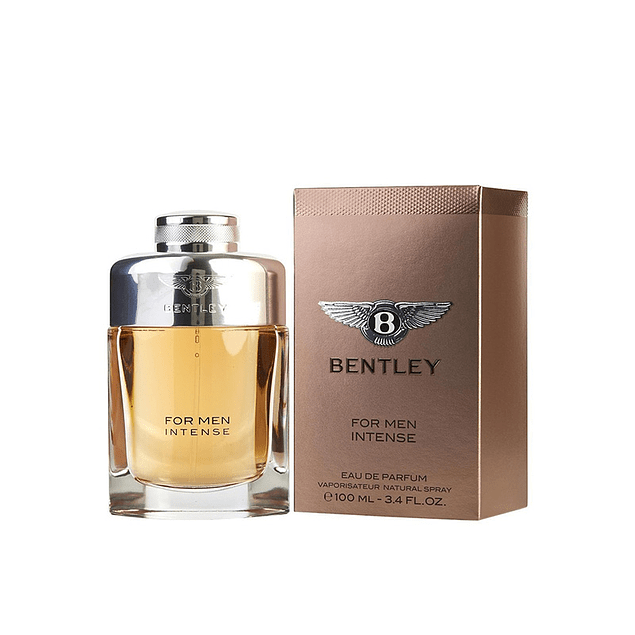 Perfume Bentley Intense Hombre Edp 100 ml