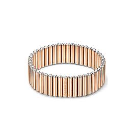 Bracelet Swatch Jbm074M Rose Gold White Crystal